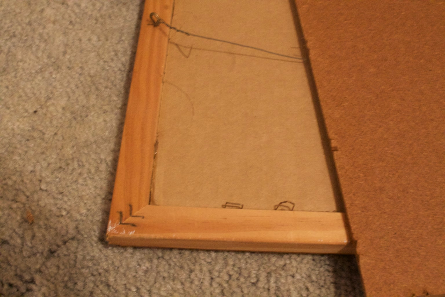 Dismantle Your Cork Board