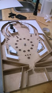 Building Case and Playfield
