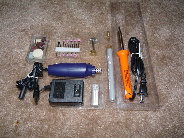 Easy Way to Orginize and Store Tools for Almost Free!