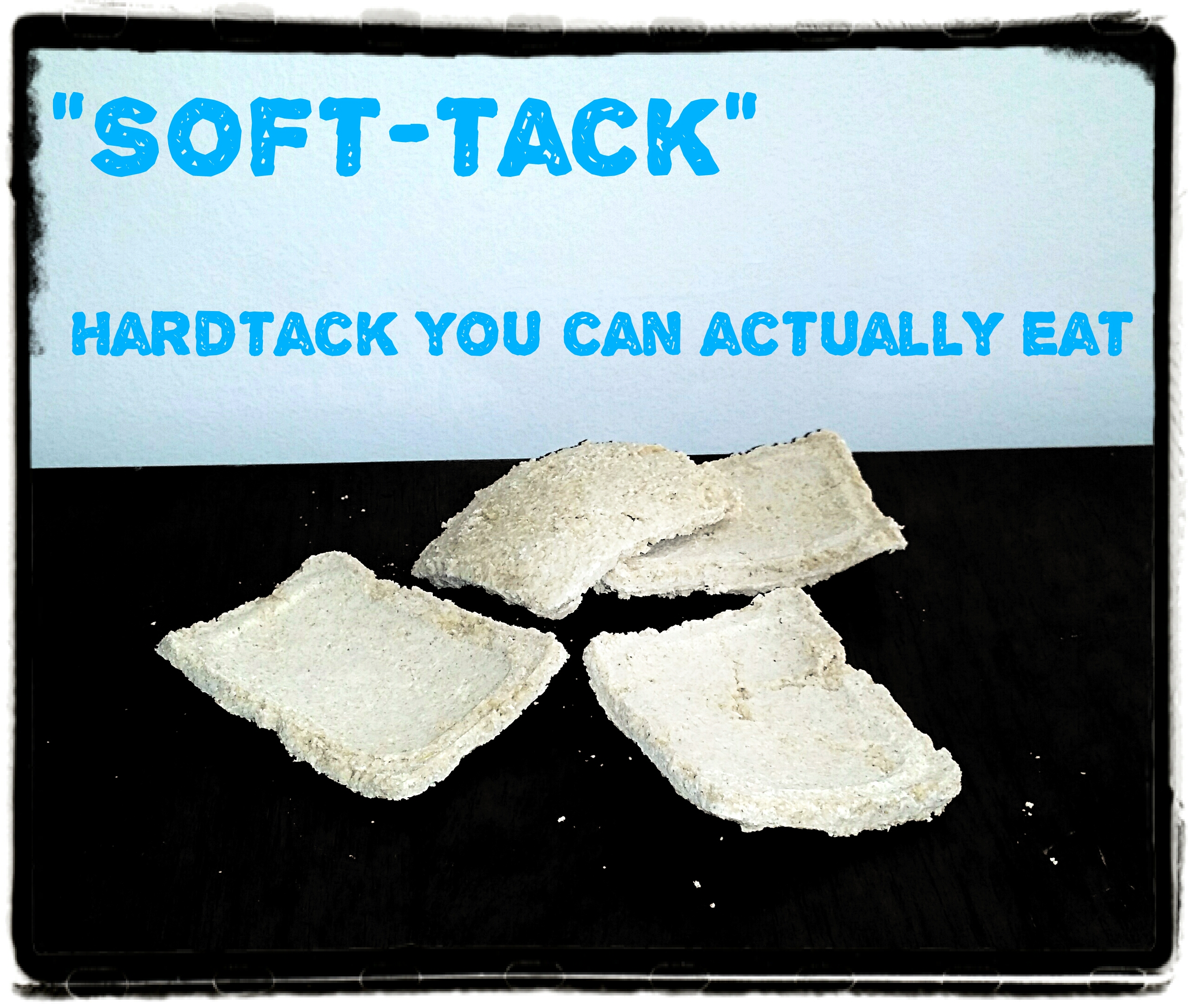 Soft Hardtack That's Actually Edible