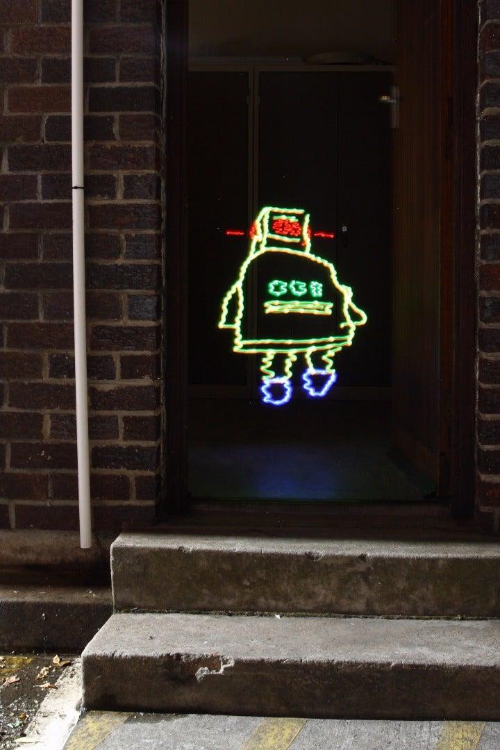 Light Plotter With Intel Edison