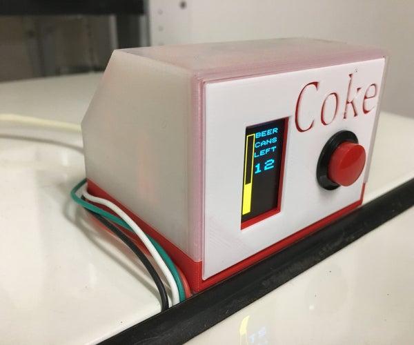Coke Machine Can Level Detector