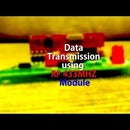 Wireless Bit Wise Data Transmission