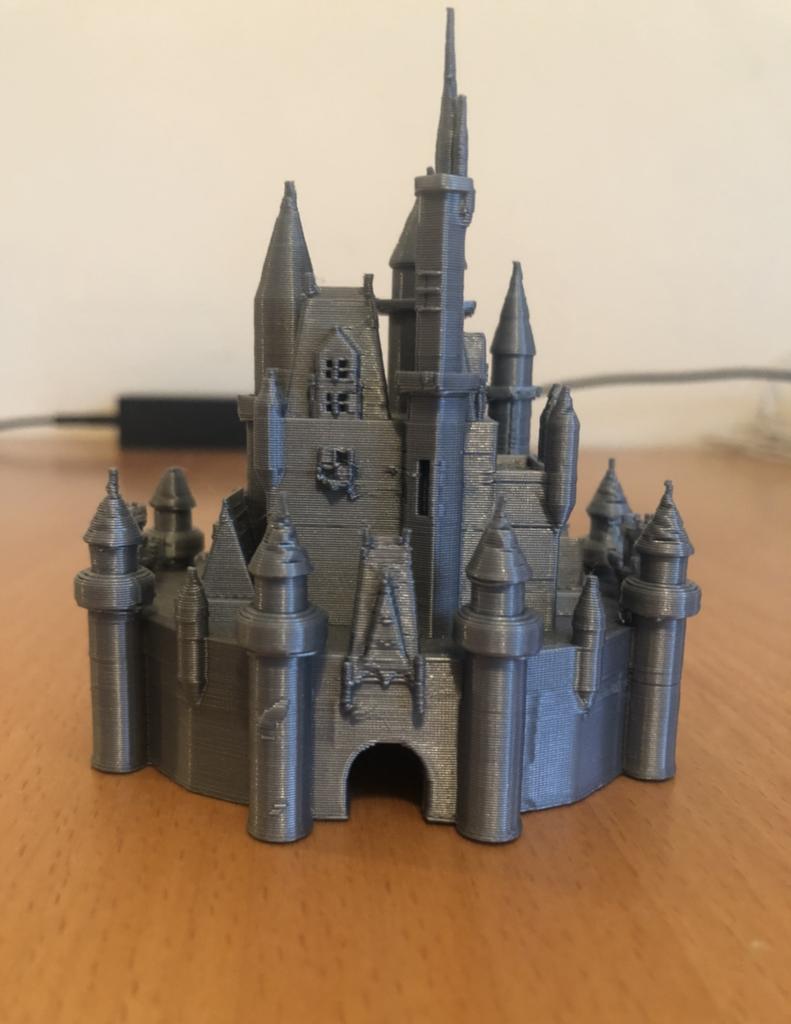 Disney Castle (Landmarks)