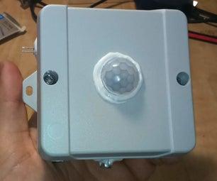PIR Sensor for DSLR Photo Camera