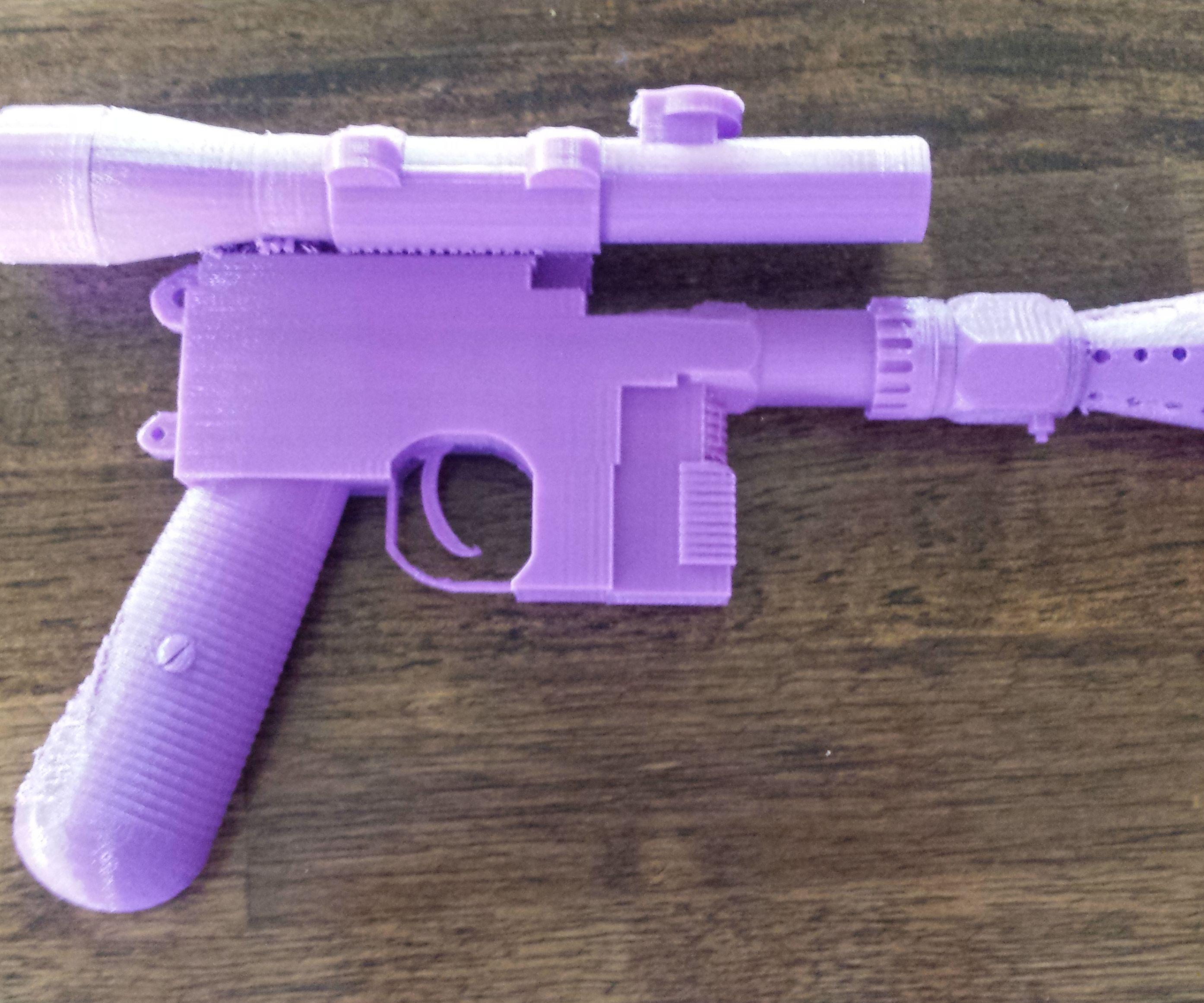 DL-44 (han Solos Blaster