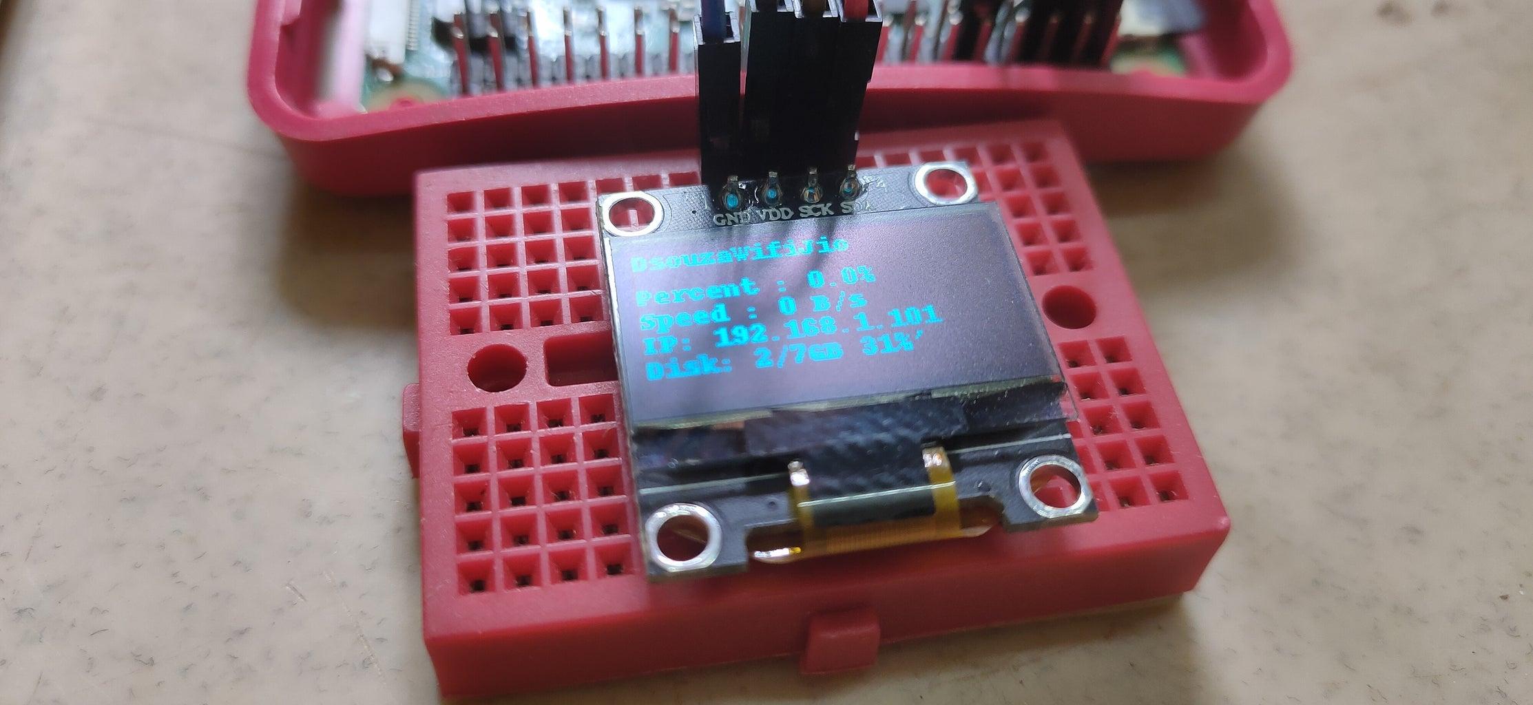 DIY Raspberry Pi Downloadbox