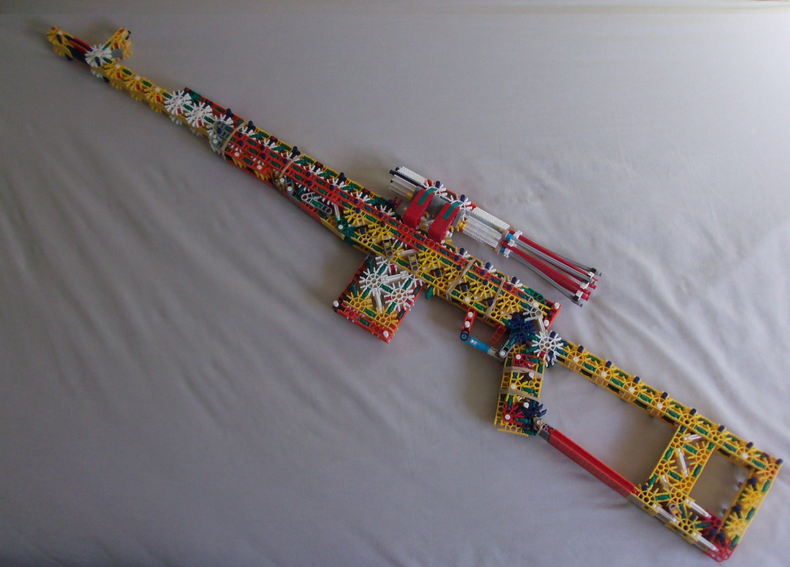 K'nex - 1963 Dragunov SVD Review