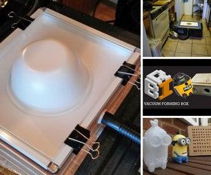 Vacuum Forming - Mold Making, Duplicating