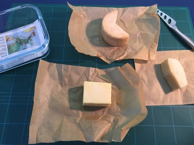 Using the Cheese Box