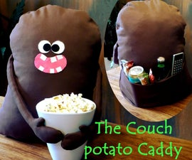 The Couch Potato Caddy