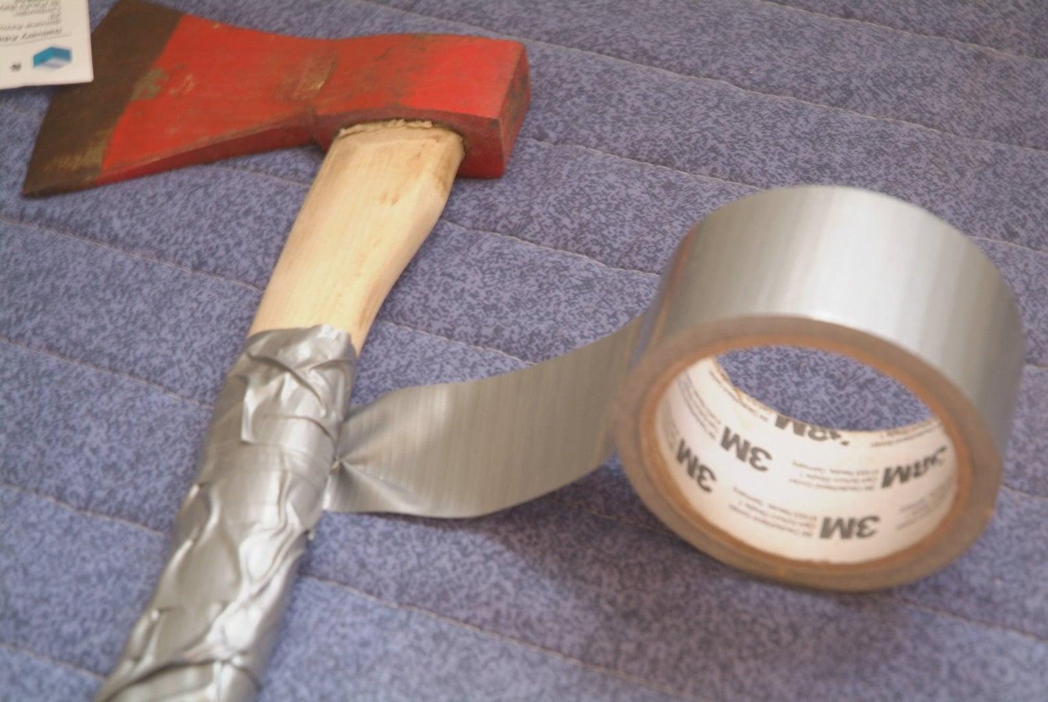 Grey Duck Tape