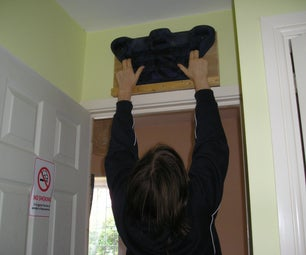 Installing a Hangboard. a Good, Compact Training Aid for Climbers.