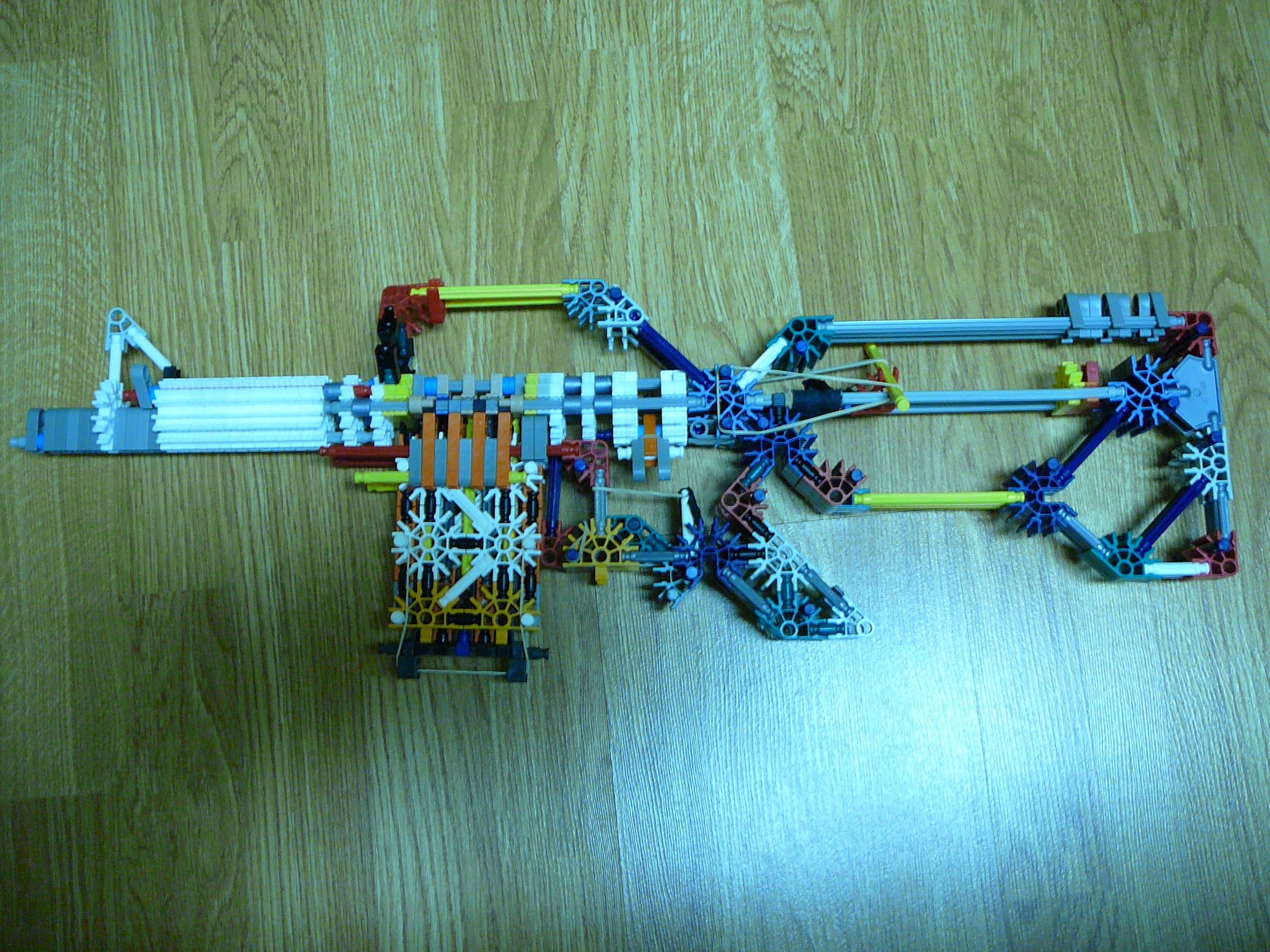 m4a1 knex gun
