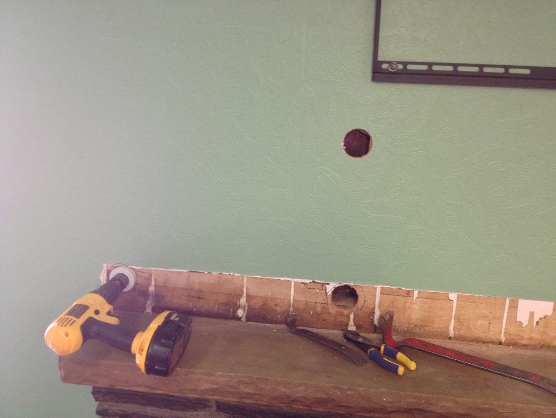 Installing the Mantel Board