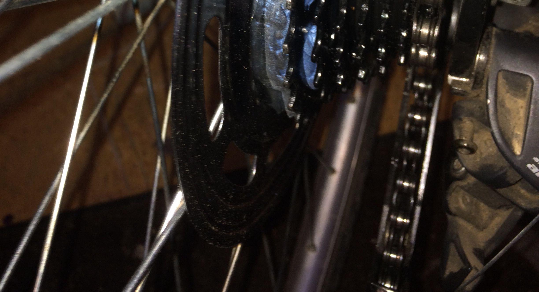 Modern (post 2000) Front Freewheeling Bicycle (FFS)