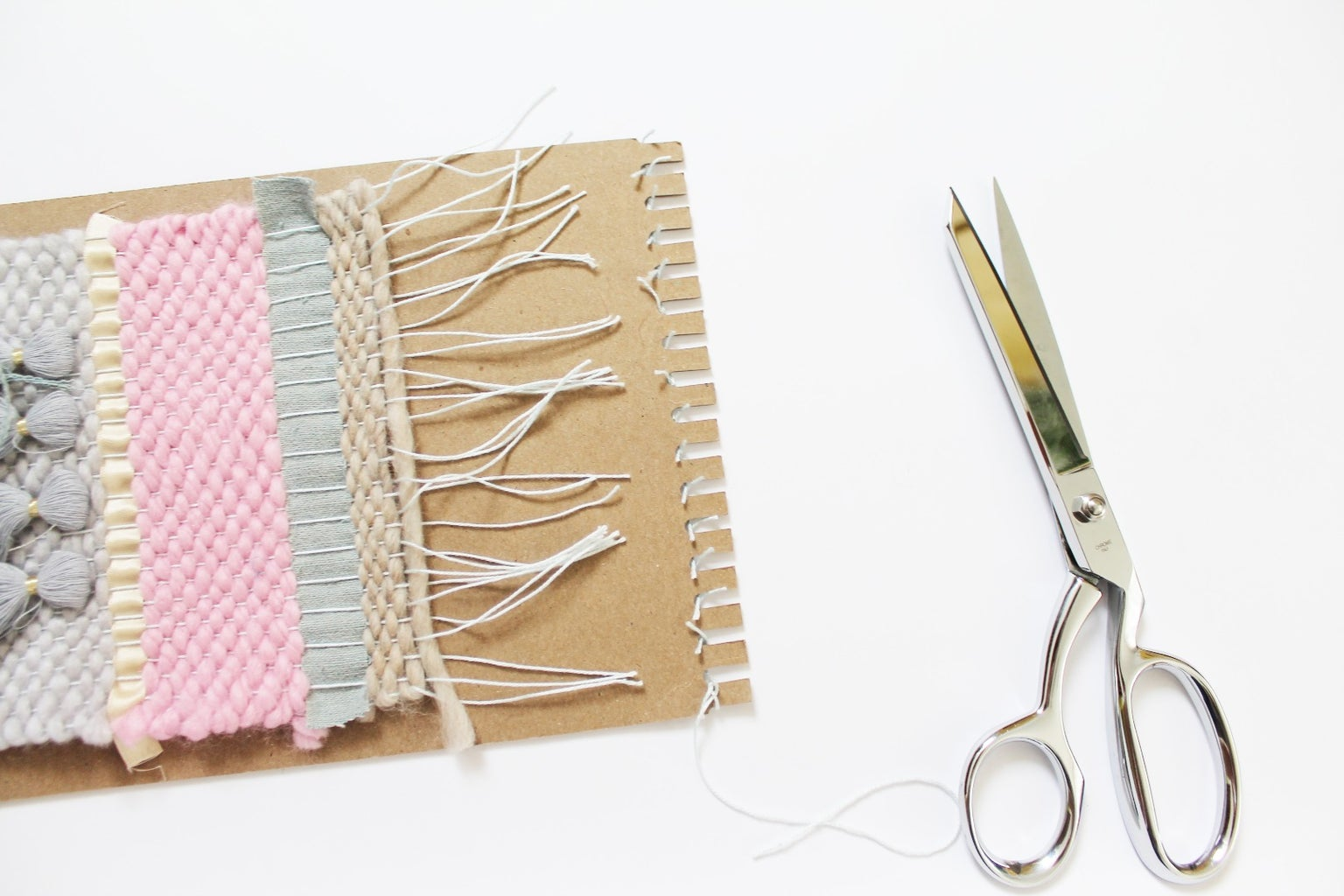 Finishing Your Weaving