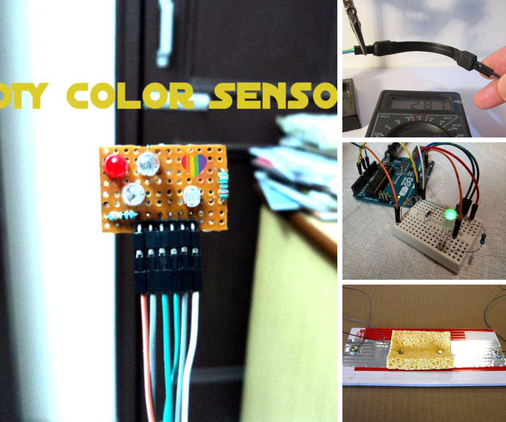 DIY Sensors