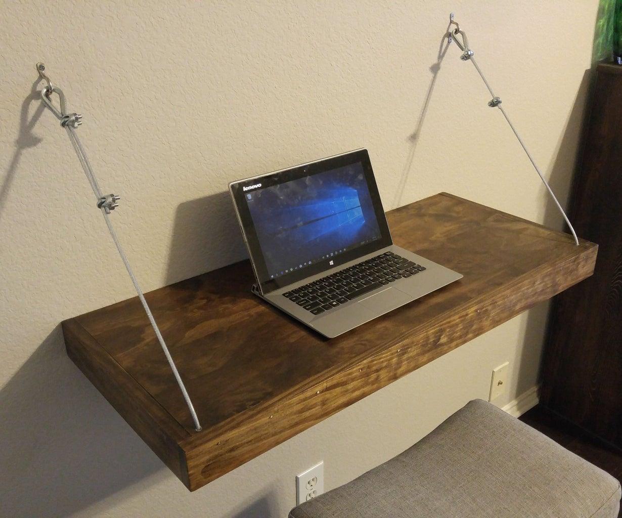 Hanging Desk