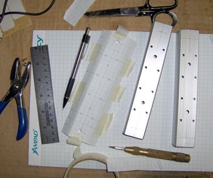 Drill Holes Using a Template