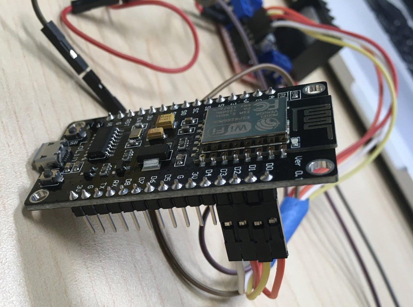 Robot Hardware Setup