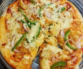Pizza Hut's Chicken Tikka Flavoured Pizza