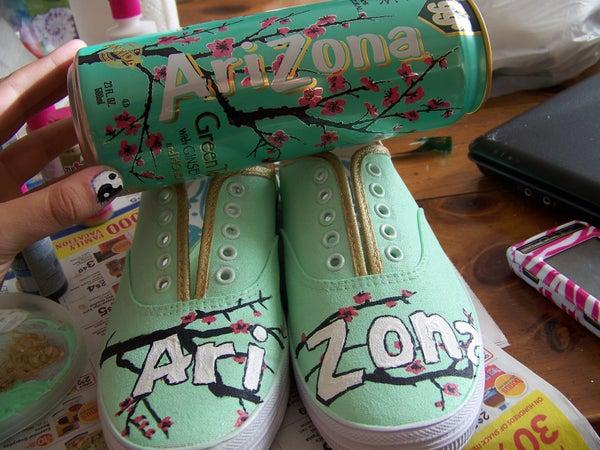 Arizona Green Tea Shoes