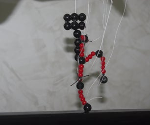 Making a Beaded Marionette Puppet