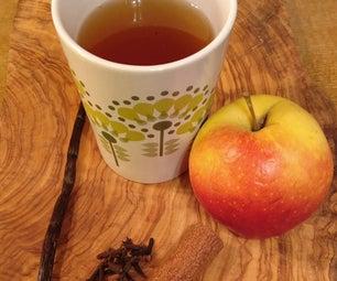 Spicy Warm Apple Cider