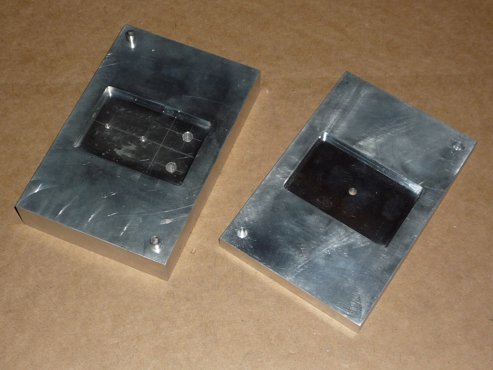 Overmolding Electronics with a Plastic Injection Molding Machine