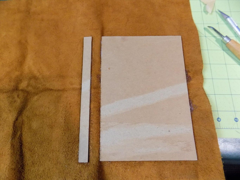 Glue Spine and Back