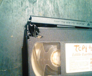 How to Save a Cracked VHS Movie.