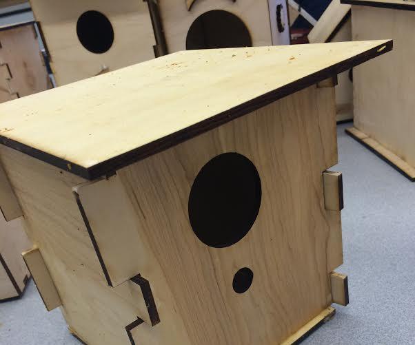 How to make a birdhouse
