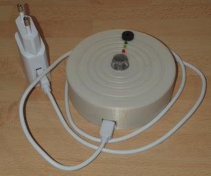 天然气探测器