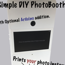 Simple DIY Party PhotoBooth!