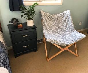 Heated Blanket Chair