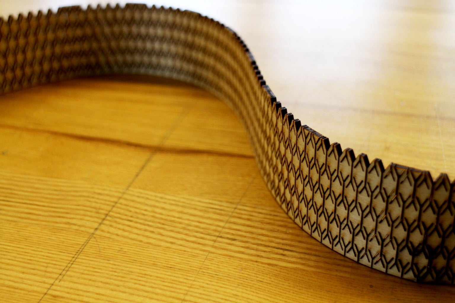Living Hinges and Flexible Materials