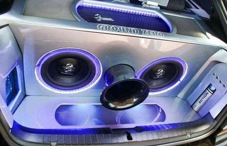 How to Install an Aftermarket Subwoofer in Your Car With a Factory Stereo