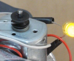 DIY Electric Motors As Generators.