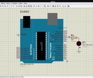 Create Internal Interrupt in Arduino
