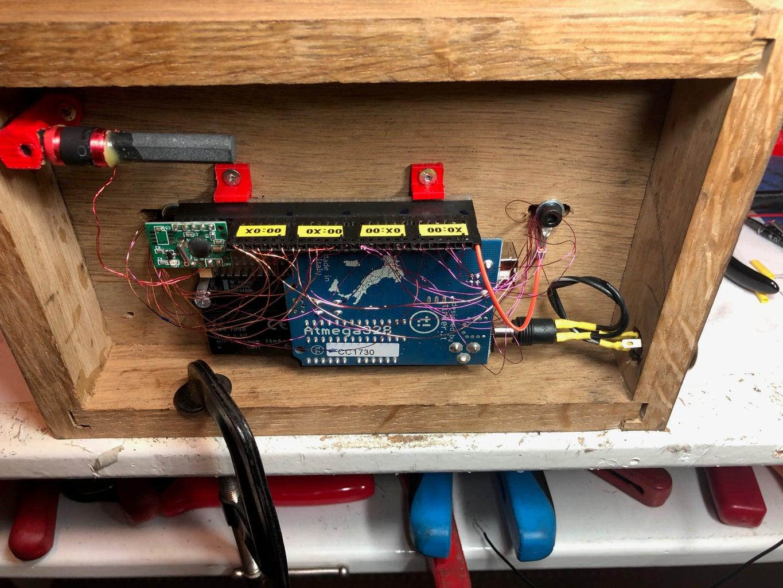 Flash the Arduino