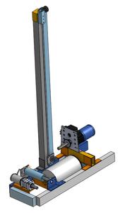 Design for the Climbing Mechanism