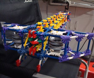 Knex Anti-Material Crossbow