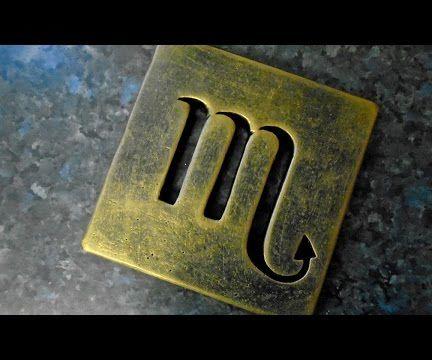 Molding & Casting - Sculpt A Star Sign Plaque Using Plaster Of Paris
