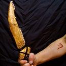 First Blade / Blade of Cain (Supernatural) DIY