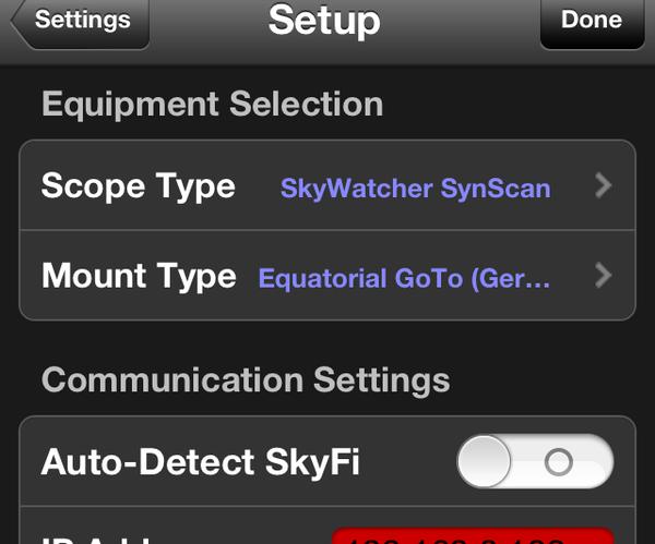 Remote Control Your GoTo Telescope Mount Using a Raspberry Pi and SkySafari
