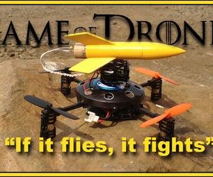 SparrowHawk - the World's Smallest & Cutest Killer Drone
