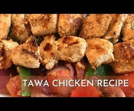 Tawa Chicken.