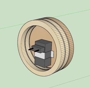 Initial 3D Plan