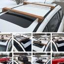 Wooden Roof Rack